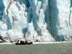 Chile, Patagônia, Glaciar Serrano