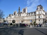 Hôtel de Ville (prefeitura) de Paris