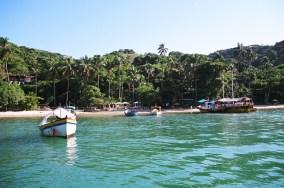 Ilha Grande, em frente a Angra dos Reis RJ