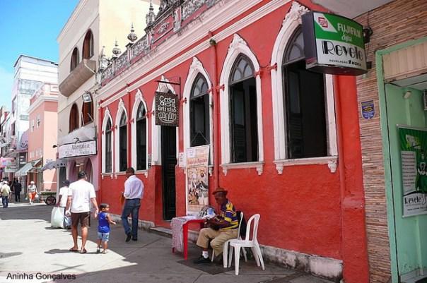 Ilhéus, Rua Jorge Amado, foto Aninha Gonçalves