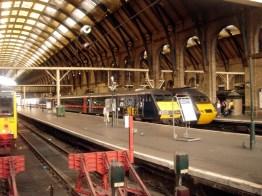 King Cross Station, Londres, Inglaterra