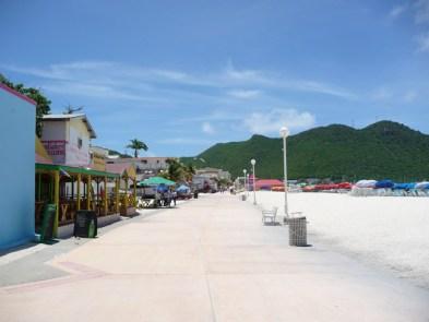 Lado Holandês, Saint-Martin, Caribe