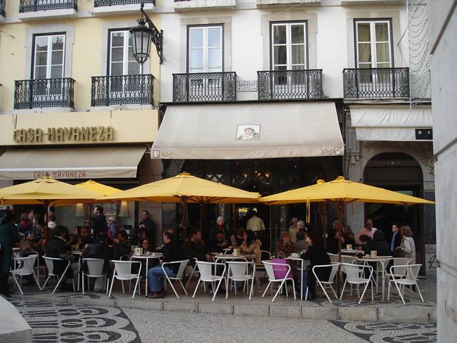 Lisboa, bairro Alto e Estrela