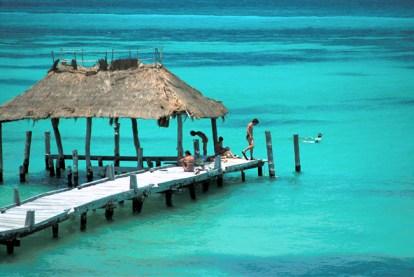 México, litoral do Pacífico