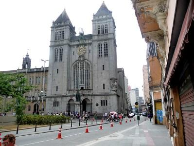 Mosteiro de São Bento, São Paulo