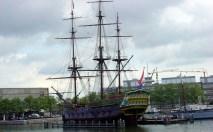 Museu da Marinha, Amsterdã