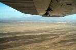 Sobrevoando as linhas de Nazca no Peru