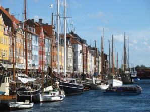 Nyhavn (Porto Novo), em Kopenhagen