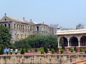 Jardins do Red Fort, Delhi