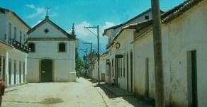 Paraty, cidade colonial, RJ