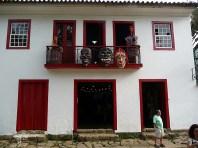 Paraty, arquitetura colonial