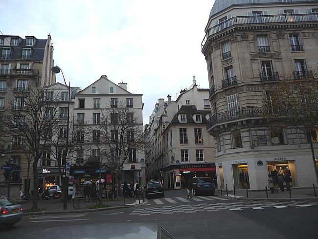Paris, Boulevard Saint-Germain