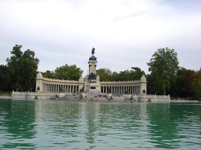 Parque Retiro, Madri, Espanha
