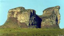 Pedra do Camelo, Palmeiras, Chapada Diamantina