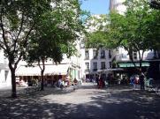Place du Marché Sainte Catarine, Marais