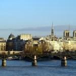 Pont des Arts, Paris, França