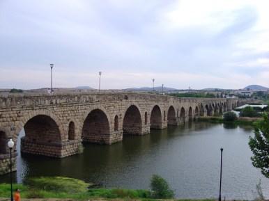 Ponte Romana em Mérida