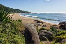 Praia de Taquarinhas, Santa Catarina