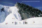Província de Québec sob a neve