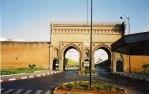 Portal de Rabat, Marrocos, foto de Melina Castro