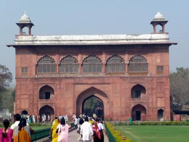 Red Fort (Forte Vermelho) Delhi, Índia