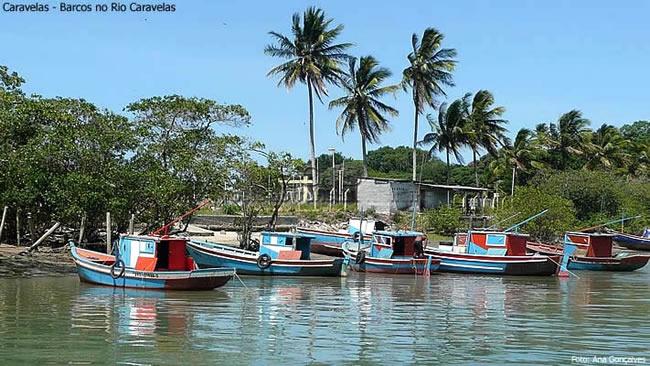 Rio Caravelas, Bahia