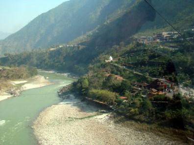 Rio Narayani, Nepal