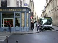 Rua no Marais, Paris