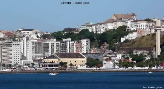 Salvador, na Bahia