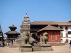 Santuário, Bhaktapur, Nepal
