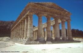Segesta, Sicília