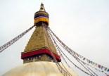 Stupa de Bodnah, Katmandu, Nepal