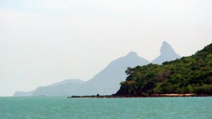 Litoral sul da Tailândia