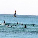 Surfistas, Havaí