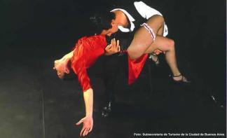 Tango, show em uma tangueria de Buenos Aires