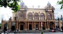 Teatro Municipal de São Paulo, SP