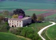 Toscana, paisagem rural