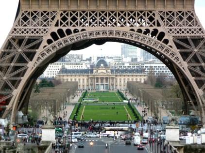 Tour Eiffel, um símbolo de Paris