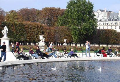 Tuilleries, Paris