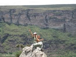 Uma aventura arriscada, Chapada Diamantina, Bahia
