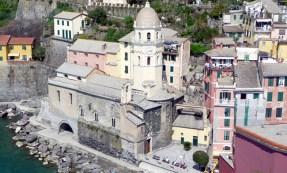 Vernazza, Riviera, Cinque Terre, Itália