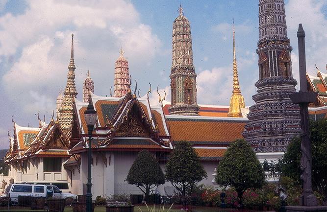 Templos, Bangkok