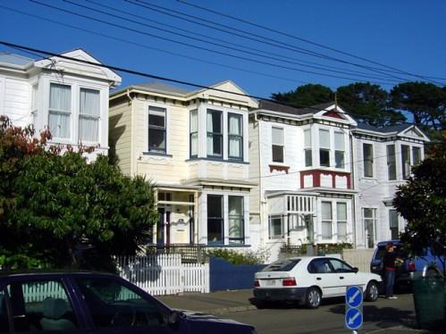 Wellington, North Island, New Zealand
