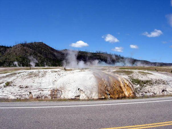 Yellowstone, foto Adam Engelhart - CCBY