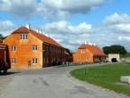 Cidade de Elsingor, na Dinamarca
