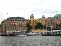 Estocolmo, a capital dos suecos