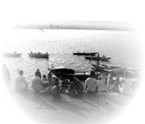 Ganges, Benares, Índia