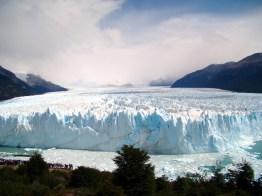 Glaciar Perito Moreno, próximo a El Calafate, Argentina