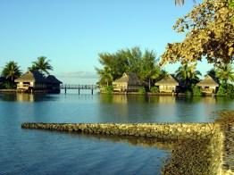 Resort em Morea, Tahiti