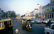 Nova Delhi, capital da Índia